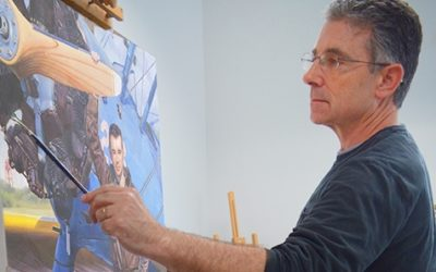 Ken Spirduso: Disney Artist and Classical Teacher